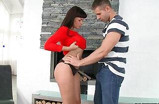Ava Dalush amazing ass xxx tube video
