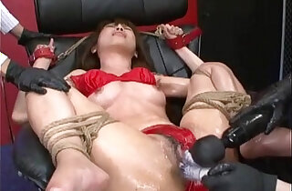 Japanese Bondage Sex Extreme BDSM Punishment of Asari Pt. xxx tube video