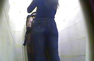 Restroom Toilet Voyeur Cam  See xxx tube video