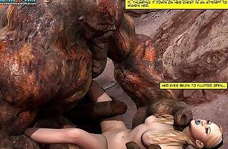 3D Comic Blade Maidens. Episode xxx tube video