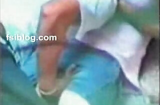 school students after school in jungle WapDesi.In xxx tube video