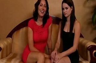 lesbian milfs vs young girls xxx tube video