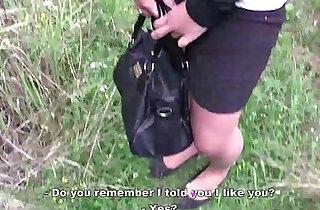 Bitch STOP Czech girl with cute face xxx tube video