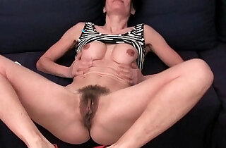 Older women soaking their cotton panties with pussy juice xxx tube video