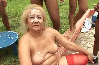 granny gangbang full movie xxx tube video