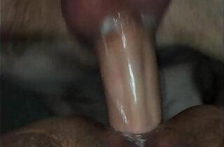 Double creampied slut gets more xxx tube video