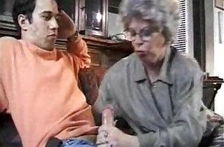 granny and grandson fuck hard xxx tube video