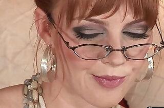 Marie McCray Solo solo, toy, masturbate, pornstar, hd,   glasses xxx tube video