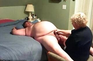 Mature chubby hubby good handjob xxx tube video