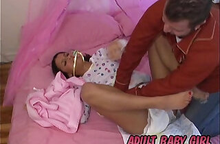 DDLG daddys diapered girls Janessa Jordan xxx tube video