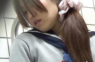 Uniformed japanese babe xxx tube video