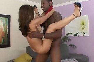 asian girl sucks and rides big black cock into interracial sex fun xxx tube video