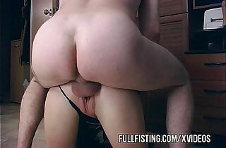 Fisted Teen Doggystyle Fucked xxx tube video