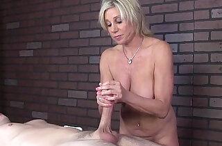 meanmassage Awesome Handjob xxx tube video