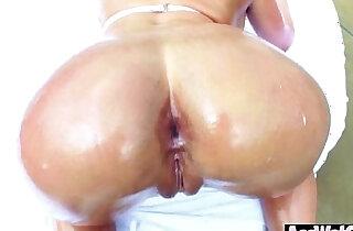 phoenix marie Slut pornstar Girl get punish With Big Wet Olied Butt Anal porn video xxx tube video