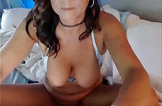 Sensual Brunette Camgirl Masturbating Tenderly pornvideo.rodeo xxx tube video
