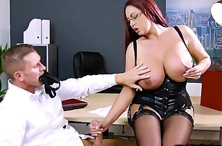 Emma butts pussy and fuck by a huge black monster cock xxx tube video