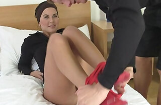 He finds his GF with his bro xxx tube video