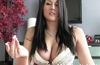 Sorry for being bratty, how about a handjob JOI xxx tube video