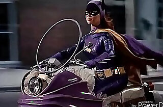 Batgirl Begins xxx porn