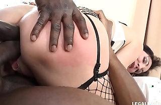 Italian Milf Sissy Neri Takes all the Big Black Cock she can handle. xxx tube video