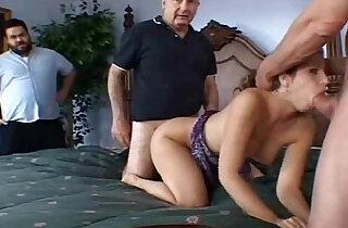 Mrs. Torre Swinger Threesome xxx tube video