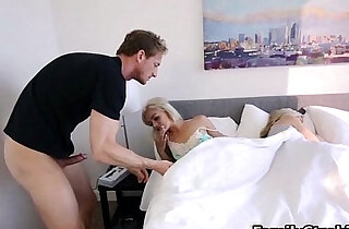 Step Dad Wakes Up Teen step Daughter See Full hd Video pornvideo.rodeo xxx tube video