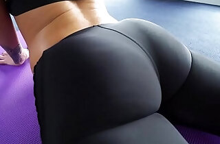 Big Round Ass Jada Stevens Takes Big Cock After Yoga xxx tube video