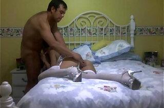Latina bebada deixa gozar dentro xxx tube video