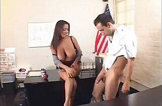Alexis Silver Busty Teacher xxx tube video