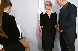 Nude job interview for sweet blonde euro babe xxx tube video