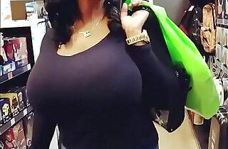 Candid Boobs Shopping xxx tube video