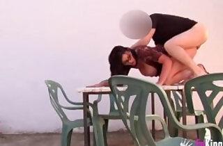 English teacher fuck her student in Mallorca xxx tube video