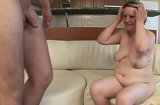 OLD HOUSEWIFE WITH YOUNG BOY !! xxx tube video
