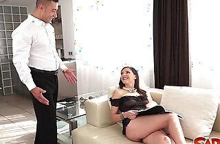 Hot russian babe anal fuck at saboom xxx porn