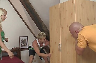 Blonde bitch cheats with friends brother xxx tube video