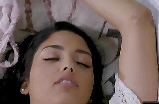 Naughty latina Vanessa Sky interracialed xxx tube video