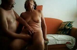 Old slut having great orgasm. Real party amateur xxx tube video