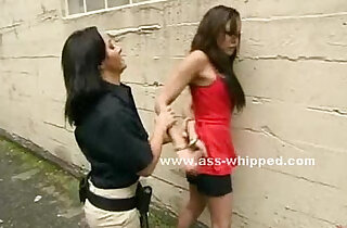 Female ties up an asian woman xxx tube video