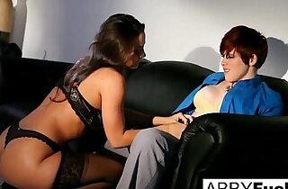 Film Noir smoking lesbians fuck like superstars xxx tube video
