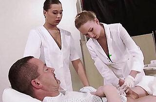 Kinky German nurses xxx tube video