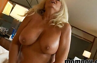 hot milf gets a facial xxx tube video