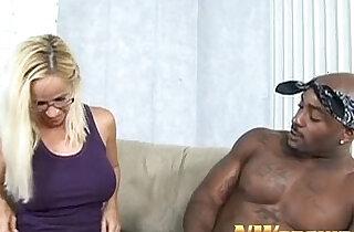 blonde milf and big black dick fun xxx tube video