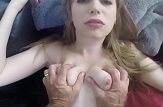 Teen brat Dolly Leigh deserves a hot fuck xxx tube video