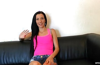 Young smoking french amateur ass pounded and creamed for her casting couch xxx tube video