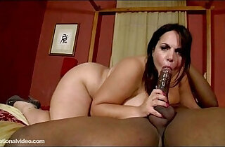 Plump Babe Jane Kush Swallows and Fucks Black huge Cock xxx tube video
