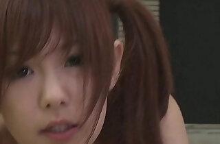 Naughty Miku Airi gives young asian blow jobs xxx tube video