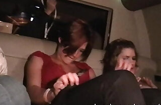 underground party girl video in limo xxx tube video