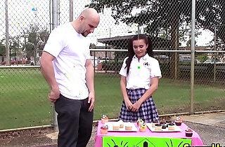 Pigtails teen jizz spray xxx tube video