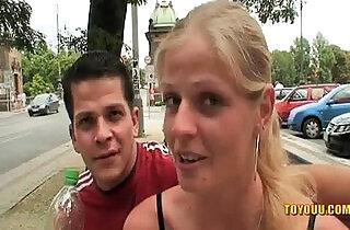 Naughty erotic fun seeking couple fucking hard in public xxx tube video